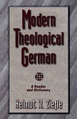 Picture of Modern Theological German