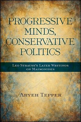 Picture of Progressive Minds, Conservative Politics