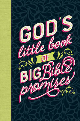Picture of God's Little Book of Big Bible Promises