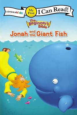 Picture of The Beginner's Bible Jonah and the Giant Fish