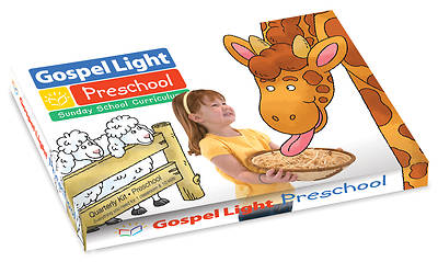 Gospel Light Preschool Kit Summer Summer