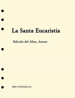 Picture of La Santa Eucaristia