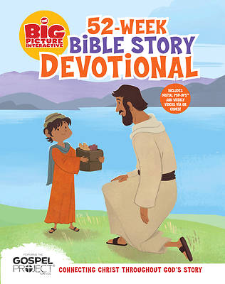 Picture of The Big Picture Interactive 52-Week Bible Story Devotional