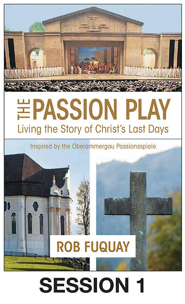 Picture of The Passion Play Streaming Video Session 1