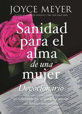 Picture of Devocionario Sanidad Para El Alma de Una Mujer