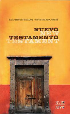 NVI/NIV Spanish-English New Testament
