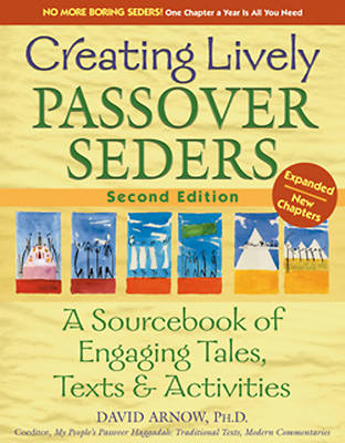 Picture of Creating Lively Passover Seders, 2nd Edition