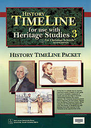 Heritage Studies Timeline Grd 3 2nd Edition