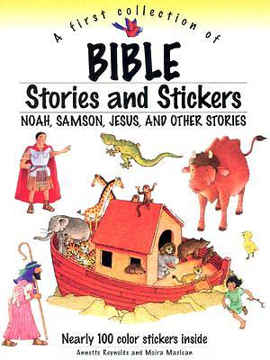 Picture of A First Collection of Bible Stories and Stickers