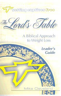 Picture of The Lord's Table Leader's Guide