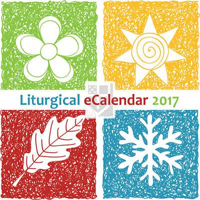 Picture of 2017 Liturgical eCalendar