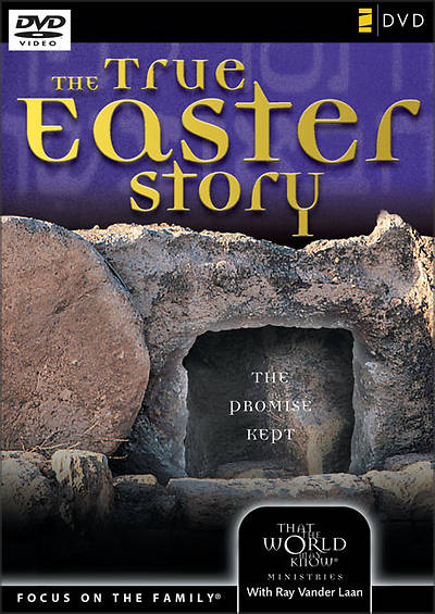 The True Easter Story DVD