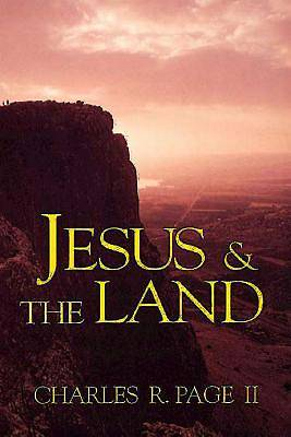 Picture of Jesus & the Land