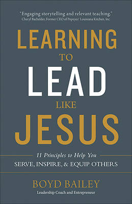 Picture of Learning to Lead Like Jesus