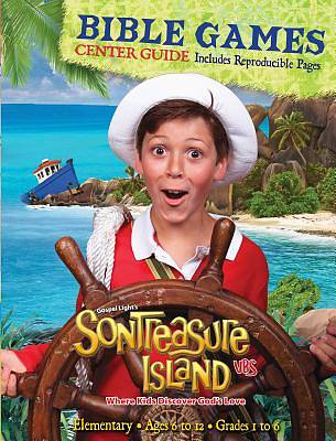 Gospel Light VBS 2014 SonTreasure Island Bible Games Center Guide