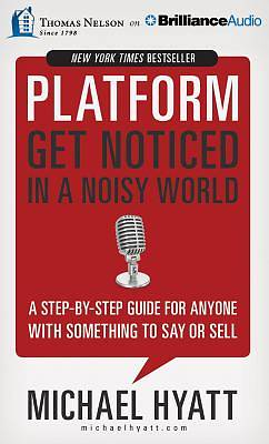 Platform Audiobook - CD