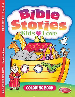 Bible Stories Kids Love