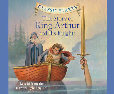 Picture of The Story of King Arthur and His Knights (Library Edition)