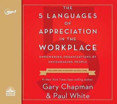Picture of 5 Languages of Appreciation in the Workplace