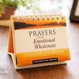 Picture of Calendar Daybrightener Prayer for Emotional Wholeness