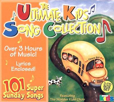 Picture of 101 Super Sunday Songs With Book(s)