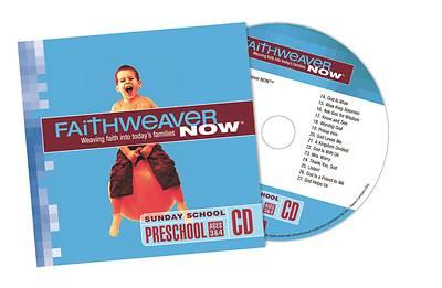 Picture of FaithWeaver Now Preschool CD Fall 2021