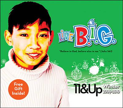 Picture of Live BIG Tween Winter DVD Kit 2009-2010