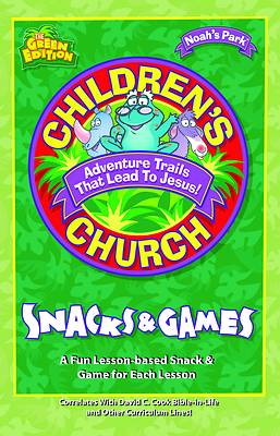 Childrens Church Snacks & Games