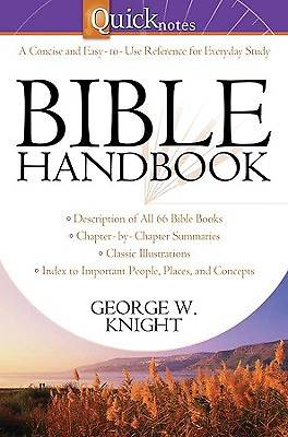 Quicknotes Bible Handbook