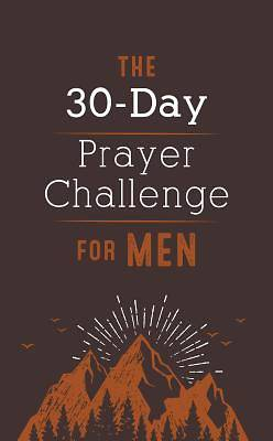 Picture of The 30-Day Prayer Challenge for Men