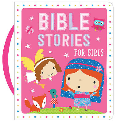 Picture of Board Book Bible Stories for Girls
