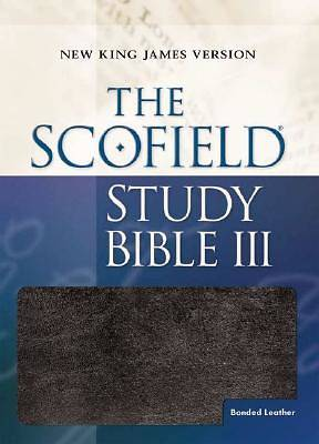 Scofield Study New King James Version Bible