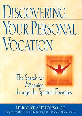 Discovering Your Personal Vocation