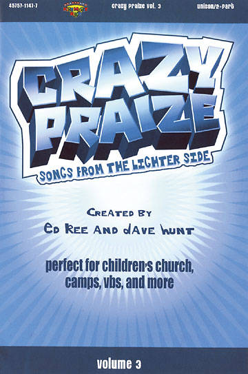 Crazy Praize Volume 3 - CD Preview Pak