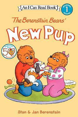 Picture of The Berenstain Bears' New Pup [With Stickers]