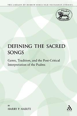 Defining the Sacred Songs