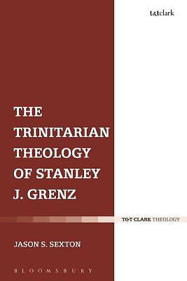 The Trinitarian Theology of Stanley J. Grenz [Adobe Ebook]
