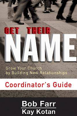 Picture of Get Their Name: Coordinator's Guide - eBook [ePub]