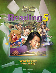 Reading 5 Worktext Teachers Edition with Answers 2nd Edition