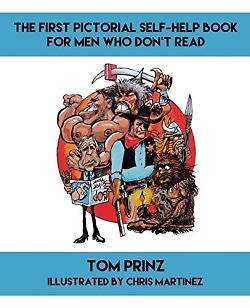 Picture of The First Pictorial Self-Help Book for Men Who Don't Read