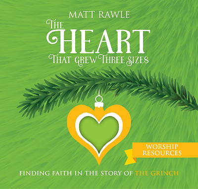 Picture of The Heart That Grew Three Sizes Worship Resources Download