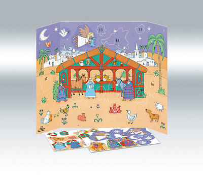 The Crib Advent Calendar with Envelopes