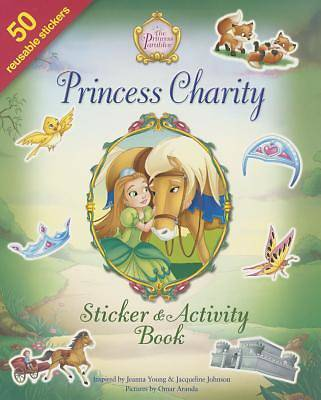 Picture of Princess Charity Sticker and Activity Book