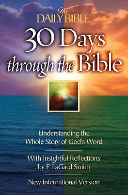 Picture of The Daily Bible 30 Days Through the Bible