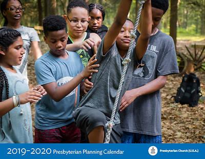 Picture of Presbyterian Planning Calendar 2019-2020