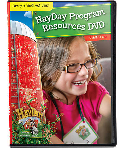 Group VBS 2013 Weekend HayDay Recruiting & Training DVD