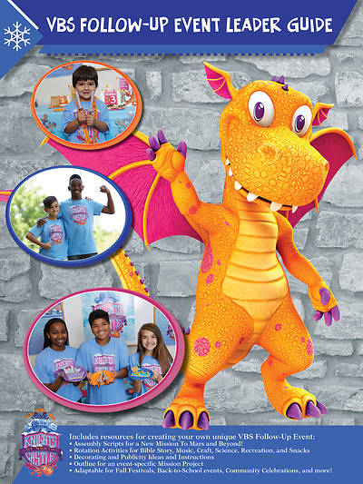 Picture of Vacation Bible School (VBS) 2020 Knights of North Castle VBS Follow-Up Event Leader Guide