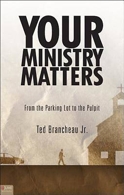 Your Ministry Matters