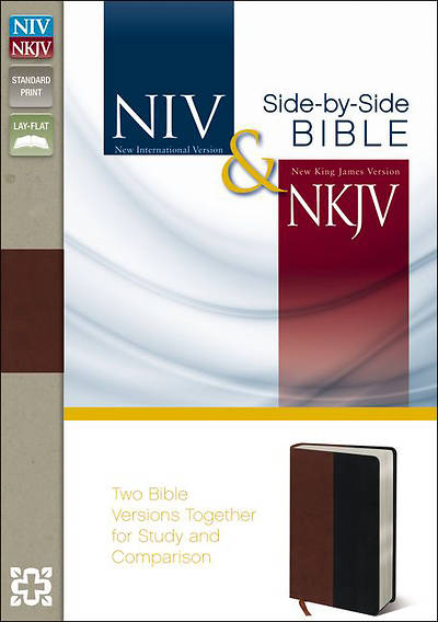 NIV and NKJV Side-By-Side Bible