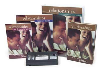 Relationships Curriculum [With Leaders Guide and 6 Participants Guides and 60 Minute Video]